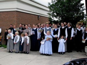 mennonite-choir