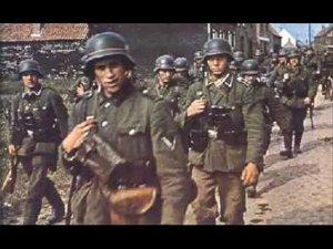 Фашистские солдаты