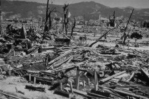 Последствия атомного взрыва