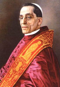 Римский папа Бенедикт XV