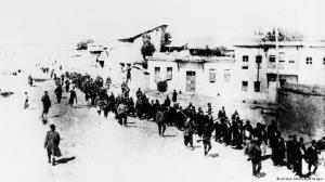 марш смерти армян