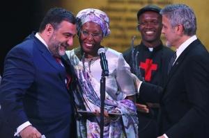 Армянский аналог Нобелевской премии мира