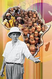 Альберт Швейцер и Африка