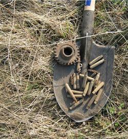 Смертоносное хранение боеприпасов