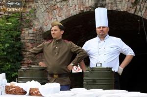 Солдатская кухня