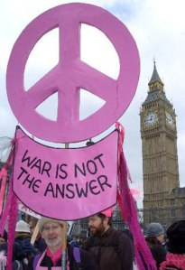 Война не есть ответ