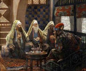 Царь Ирод и волхвы