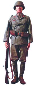 Японский солдат